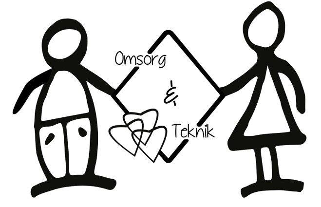 Omsorg og teknik logo