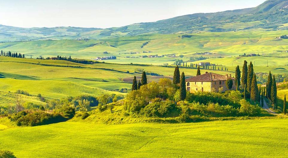Autentisk ferie i Italien