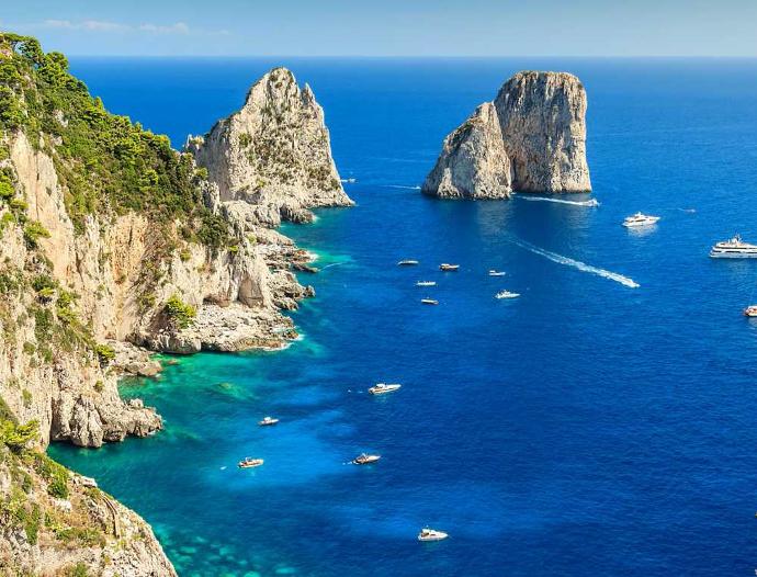 Den smukkeste kysttrækning i verden findes i Italien