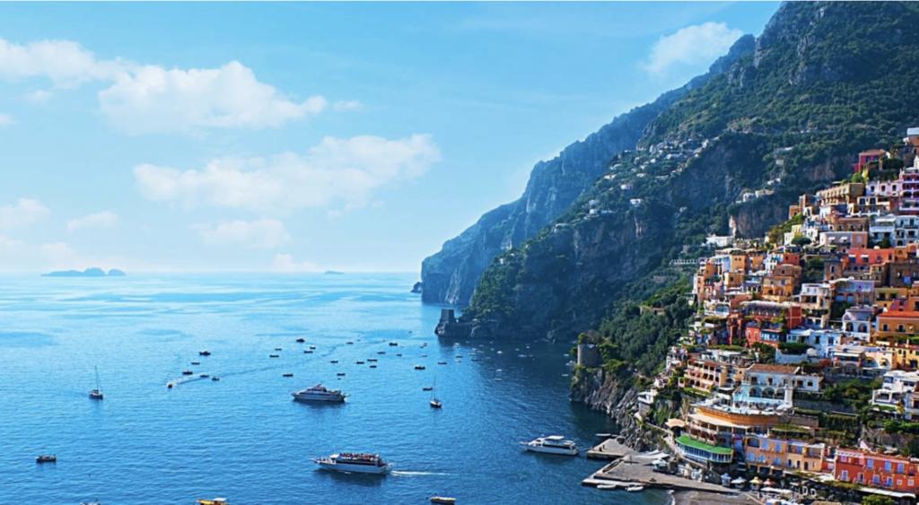 Stay local in italia campania amalfikysten
