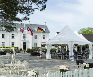 Brandholm Badehotel sjælland